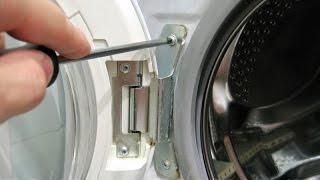 видео Ремонт ручки стиральной машины