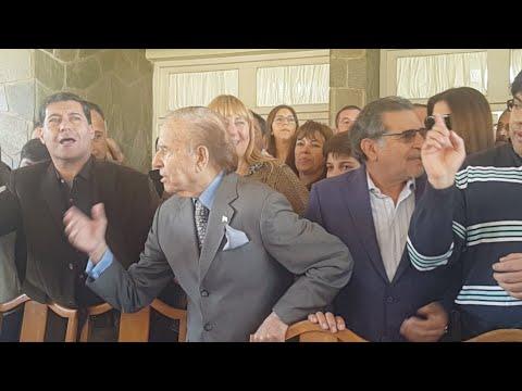Carlos Menem Lanza Candidatura A Senador