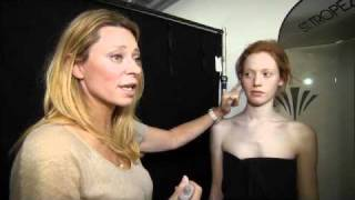 St Tropez backstage at Erdem A/W 2011 Thumbnail
