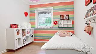 40 Vibrant and Lovely Kids Bedroom Designs