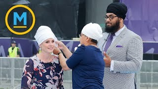 Turban Eh! is bringing Canadians closer together one turban at a time | Your Morning