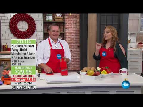 HSN | Gifts For The Cook 12.12.2016 - 04 AM