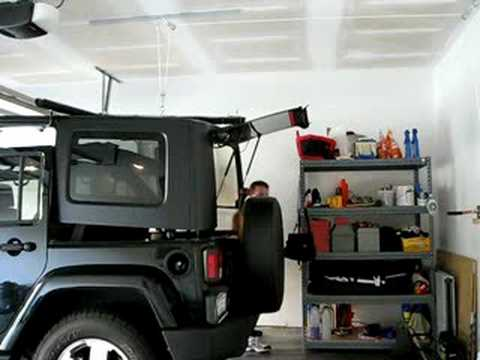 Jeep Hoist Youtube