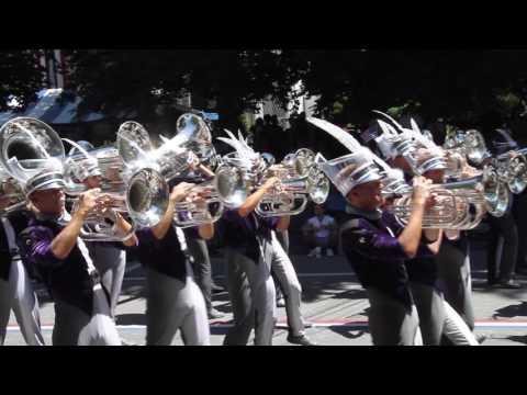 2017 Bristol, RI Parade July 4th