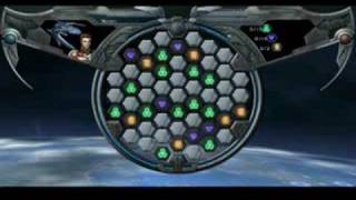 Puzzle Quest: Galactrix - Live Arcade Gameplay