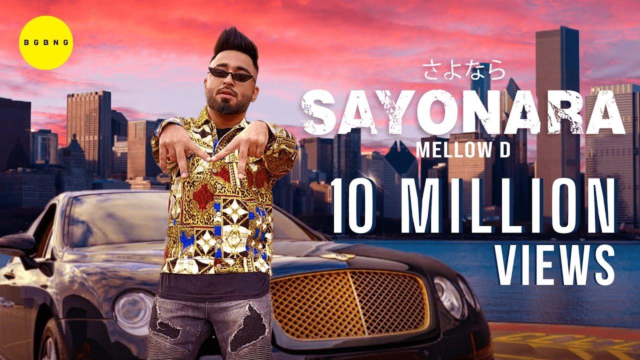 Download SAYONARA - Mellow D   DJ Harpz & Ayoshree   Official Music Video   Latest Songs 2020   Hip Hop