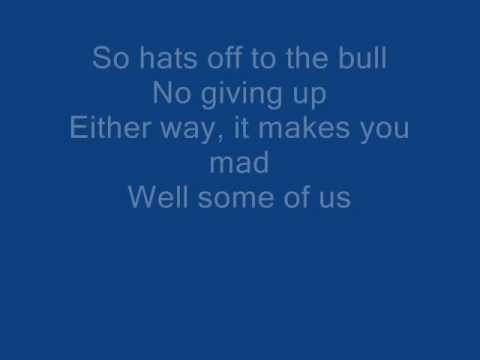 Chevelle - Hats Off to the Bull Lyrics