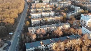 DJI Mavic Air: вокруг квартала