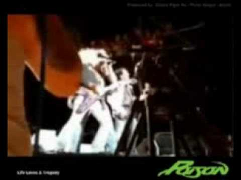 Poison -  Life Loves A Tragedy