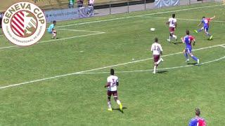 Geneva Cup 2015 U16, match 18 : FC Bâle   Servette FC