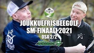 Joukkuefrisbeegolfin SM-finaali 2021 - Taka9