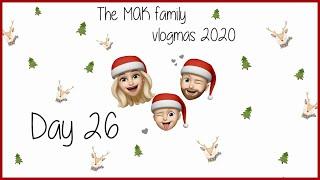 Vlogmas Day 26: Αυτό ήταν! Πάει τελείωσε! | Marinelli