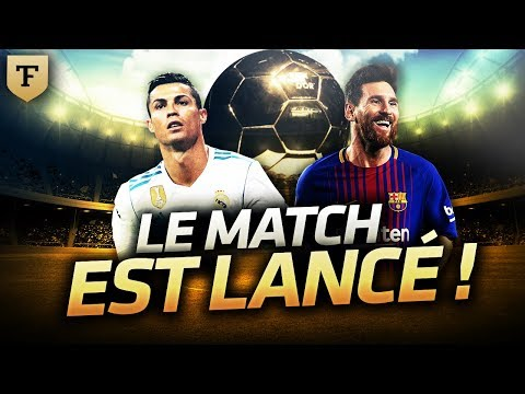 Messi vs Ronaldo, le combat continue - La Quotidienne #103