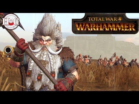 Grombrindal the White Dwarf - Total War Warhammer NEW DLC