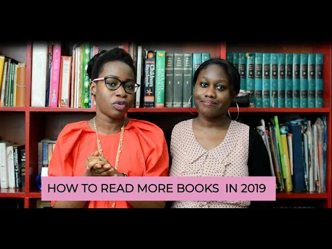 How To Read More Books In 2019 | Crush Your Reading Goals | A Bookish Pair #readingtips