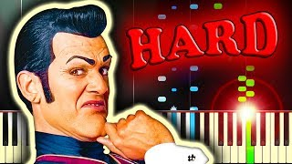 WE ARE NUMBER ONE, BUT IT'S A PIANO TUTORIAL YOU CAN LEARN!