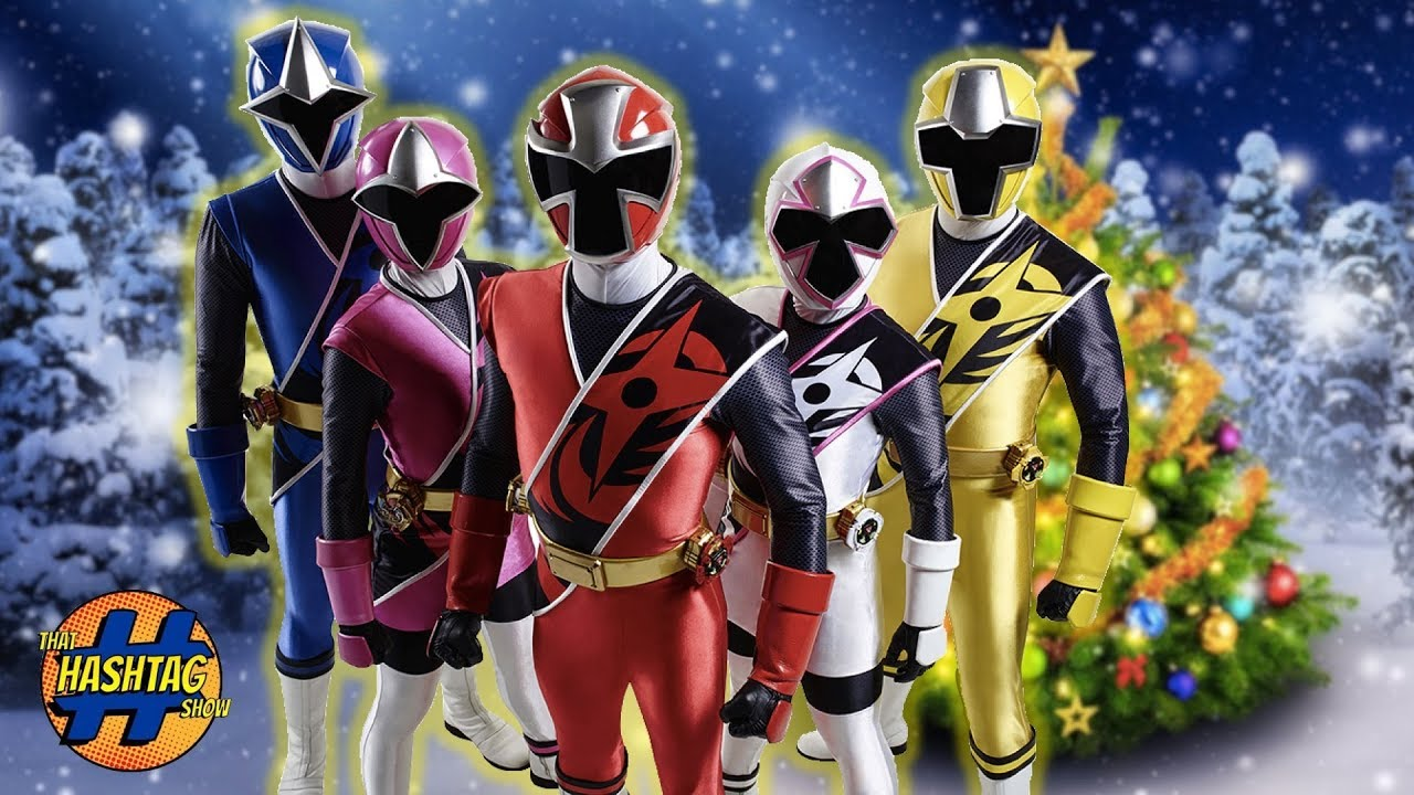 exclusive former ranger to appear in power rangers