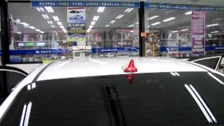 토스카 LED 샤크안테나, DMB안테나 시공후 동영상 …