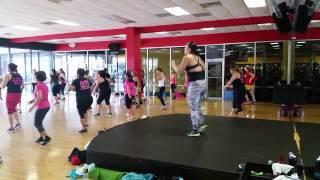 Dance Bailalo samba dance by Natalie Bargas