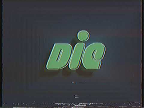 DIC Entertainment/LBS Communications Inc. Logos (1984)