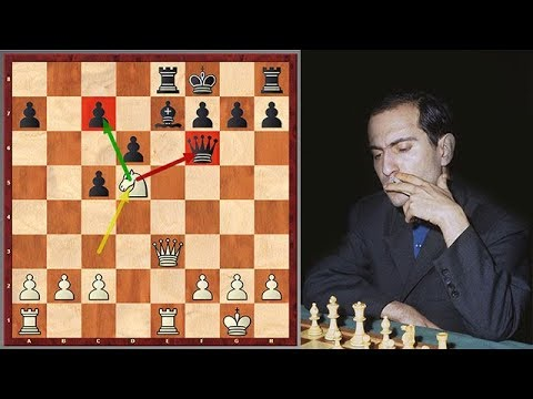 "Don't Accept Sacrifices From Tal Even If It's A ""Simple Pawn"""
