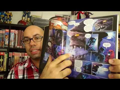Graphic Novel Review- Detective Comics Rebirth Deluxe Hardcover Volume 1