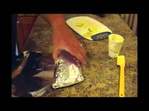 Easy BBQ Haddock