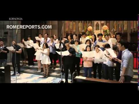 The Official Song for the Visit of Pope Francis to Korea