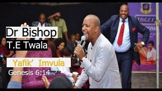 Bishop TE Twala -  Yafik' Imvula (Material)