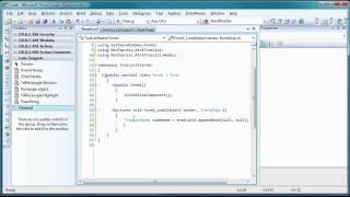 WinForms TreeList - How to Create a Conventional TreeList