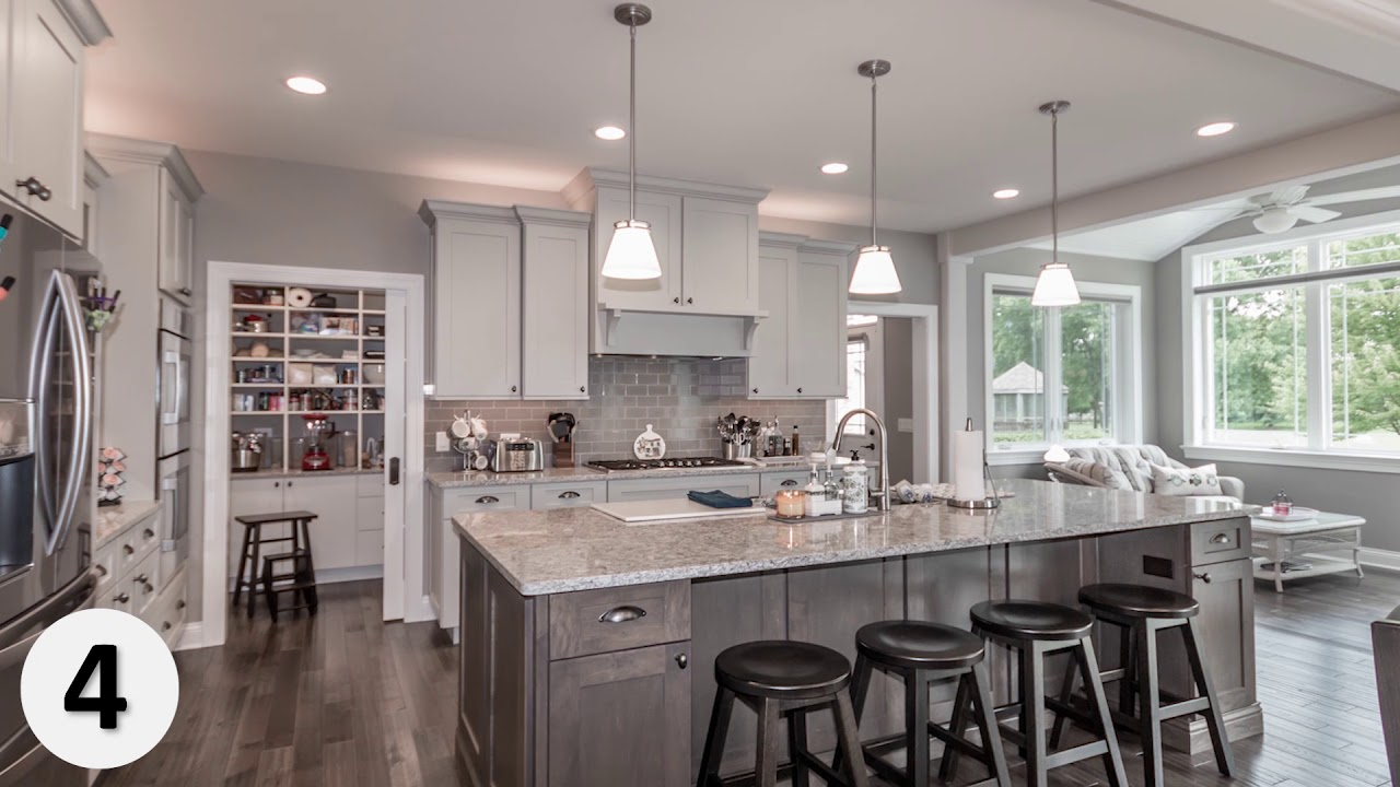 Top Ten Kitchen Designs - from Our 2018 Home Tours - YouTube