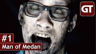 Thumbnail für das Man of Medan - Horror-Spiel von dem Until-Dawn-Team Let's Play