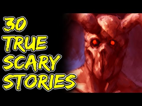 30 True Scary Horror Stories To Help You Sleep At Night