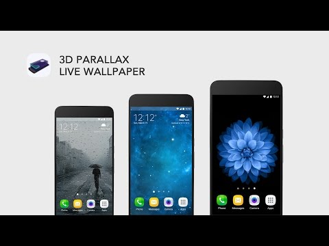 3D Parallax Live Wallpaper - Apps on Google Play