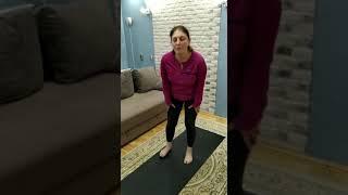 Подготовка к гимнастике Бодифлекс. Как правильно дышать. (Автор методики Грир Чайлдерс)