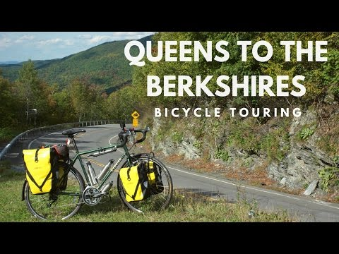 Bicycle Touring: Queens to the Berkshire Mountains