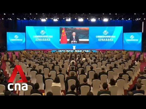 Chinese President Xi Jinping announces new Beijing stock exchange