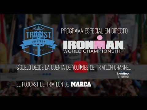 IRONMAN WORLD CHAMPIONSHIPS LIVE - audio castellano