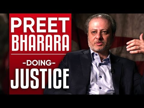 PREET BHARARA - DOING JUSTICE: The Sheriff of Wall Street - Part 1/2 | London Real