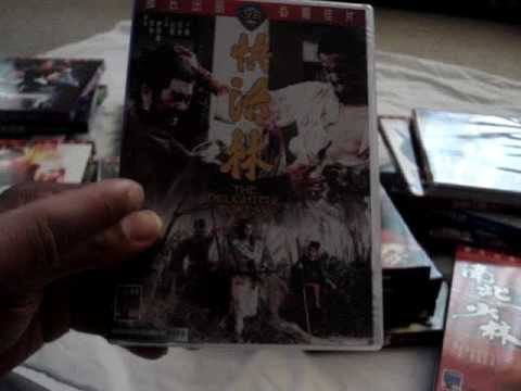 My Shaw Brothers Kung Fu Collection-Celestial DVD