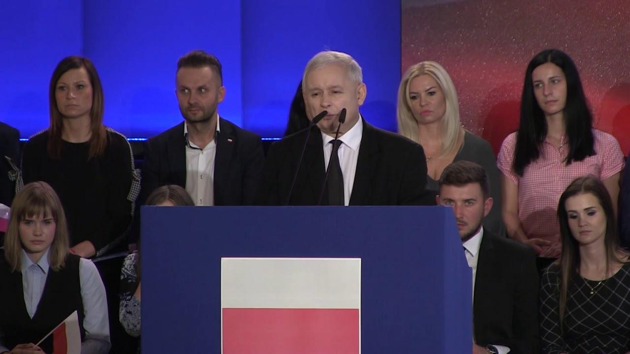 Jarosław Kaczyński: Zbigniew Ziobro działa znakomicie!