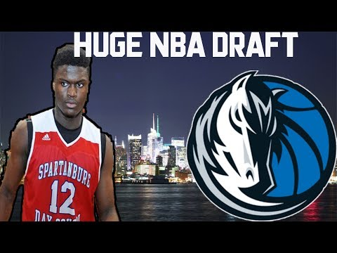 NBA 2K17 MyGm | Dallas Mavericks | Offseason And NBA Draft | Huge Draft Signing For Star?
