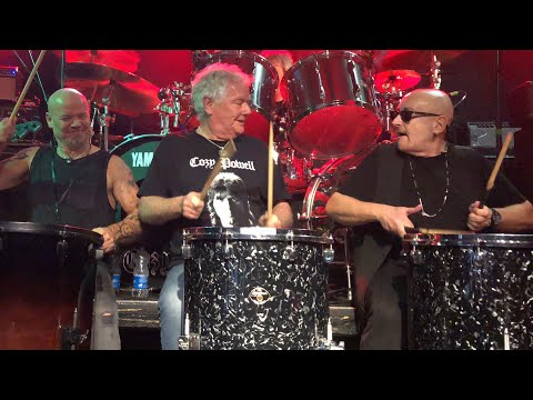 Cozy Powell Birthday Bash 2 - Dance With The Devil - 29/12/19