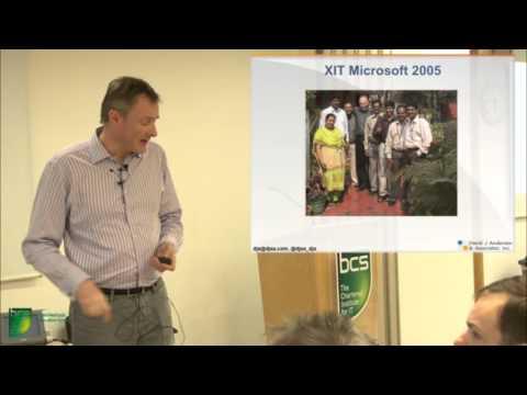 David J Anderson - Deep Kanban Worth the Investment? - LLKD13