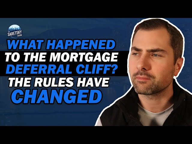 What Happened To The Mortgage Deferral Cliff? The Rules Have Changed