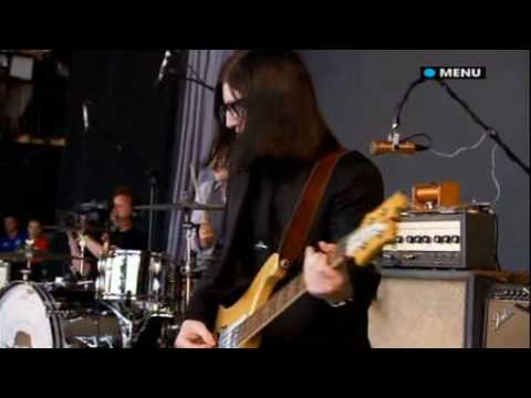 Glastonbury 2008 Live video The Raconteurs Steady As She Goes