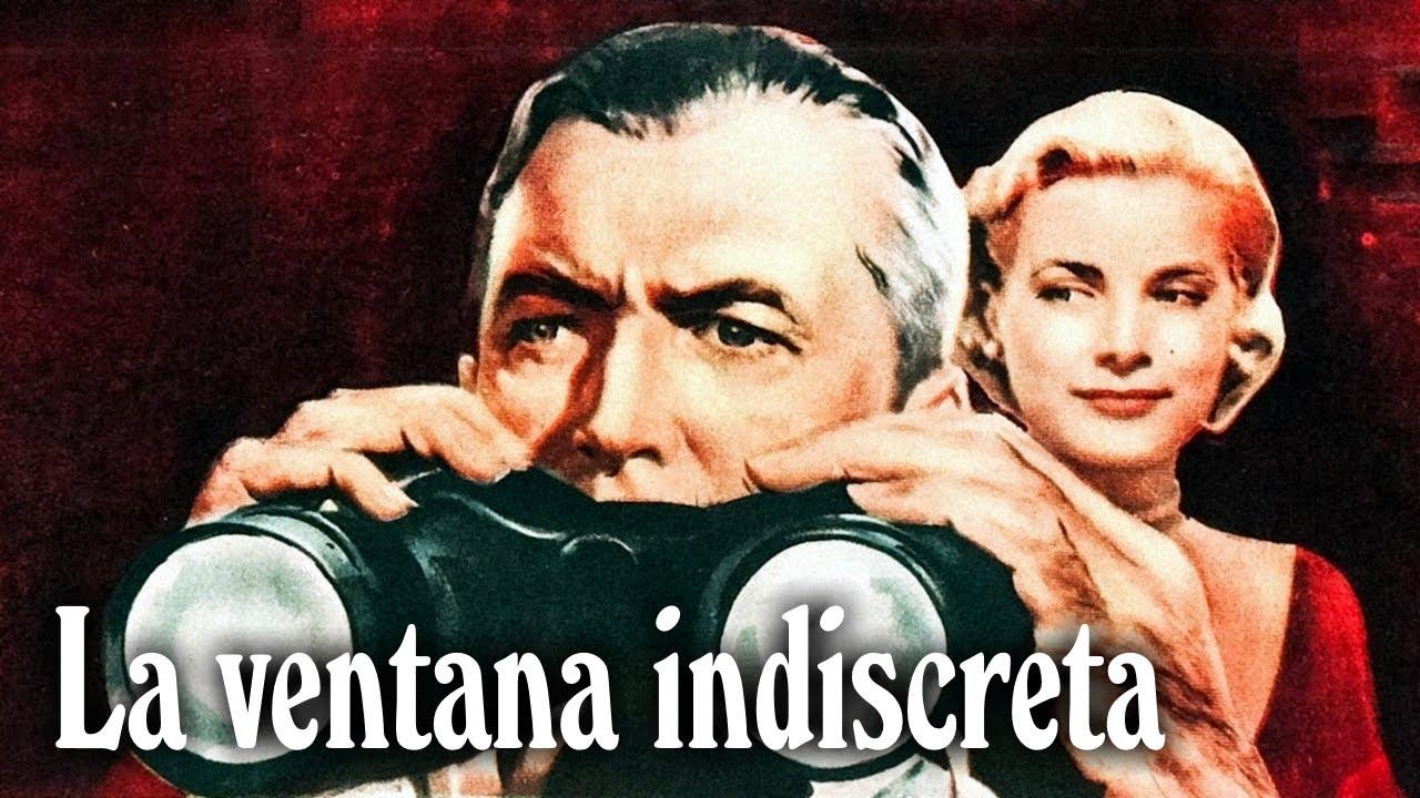 La Ventana Indiscreta Alfred Hitchcock 1954 Youtube