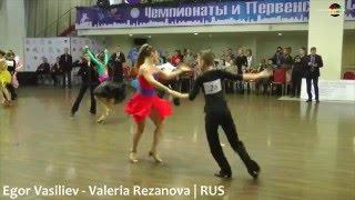 Egor Vasiliev - Valeria Rezanova | Jive | Saint-Petersburg Championship 2016