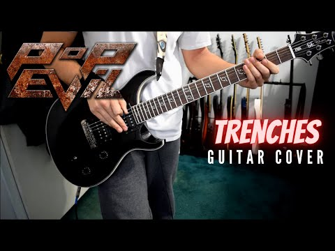 Pop Evil - Trenches (Guitar Cover)