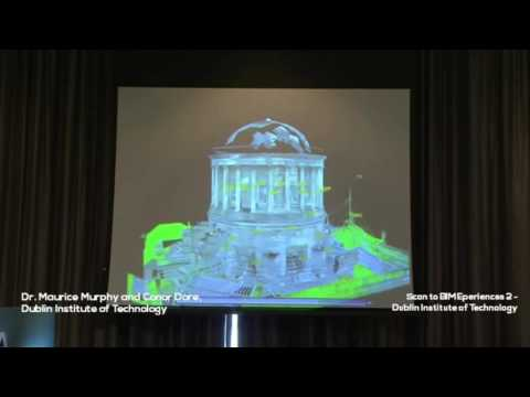 Dr  Maurice Murphy and Conor Dore Dublin Institute of Technology CBG 2015 HD